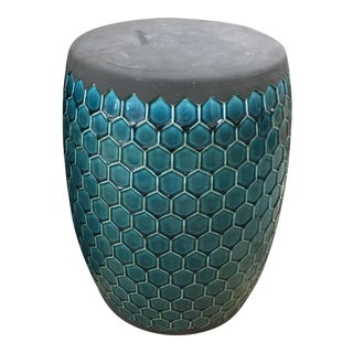 Kimber Ceramic Garden Stool