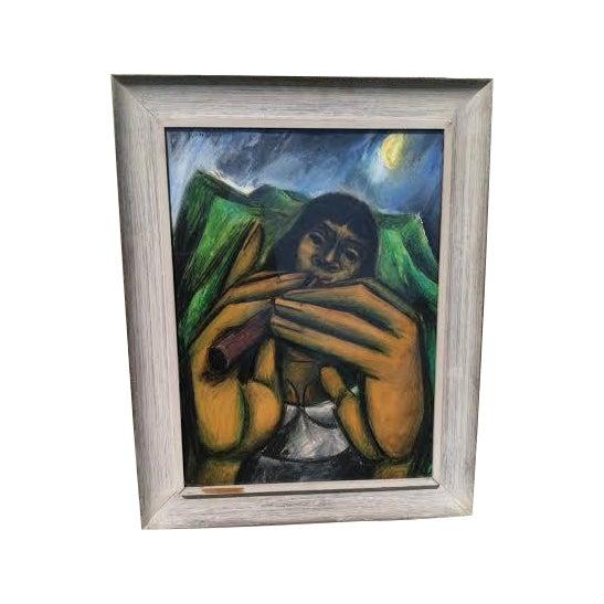 Image of Juan DePrey Original Fine Art Abstract Drawing