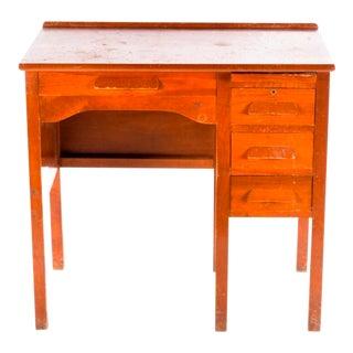 Vintage Cherry Desk