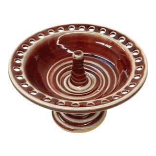 Clay Glazed Ring & Jewelry Holder
