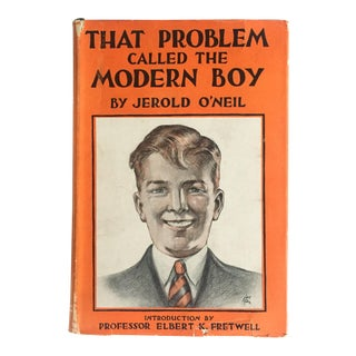 "1931 ""That Problem Called the Modern Boy"" 1st Edition Book"