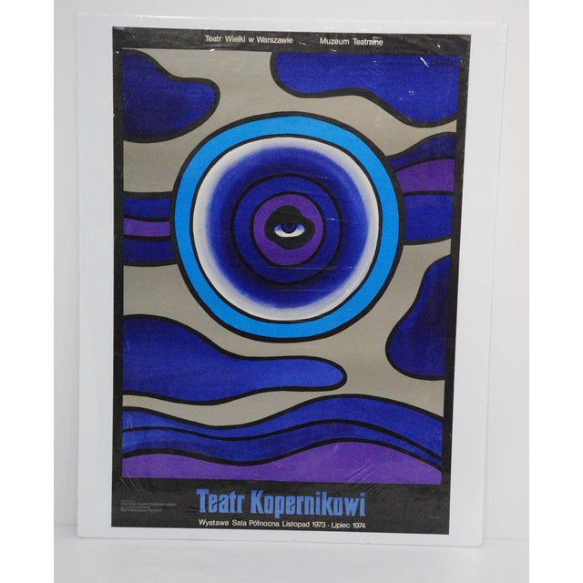 Polish Kopernikowi Theater Poster - Image 2 of 7