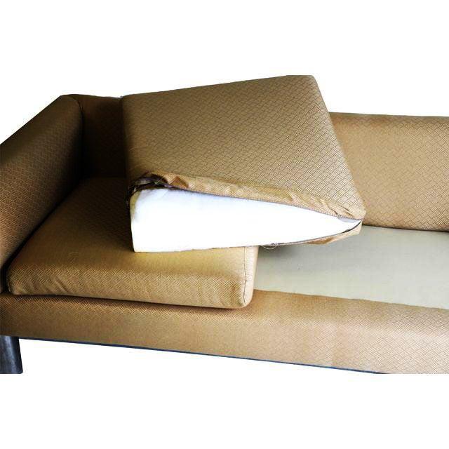 Mid Century Modern Chrome Leg Sofa - Image 3 of 9