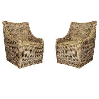 Contemporary Wicker Chair