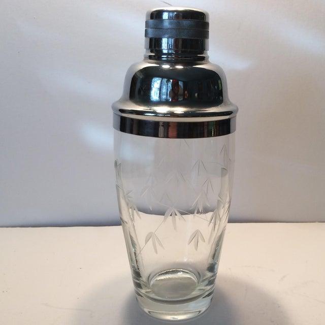 Vintage Noritake Sasaki Crystal Cocktail Shaker - Image 3 of 11