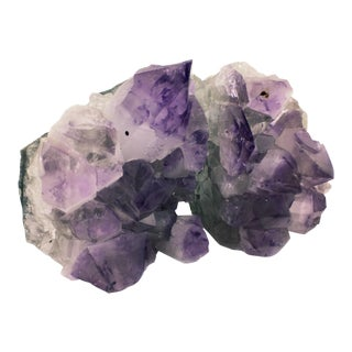Amethyst Natural Bookends - A Pair