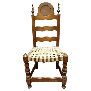19th-Century Mexican Side Chair
