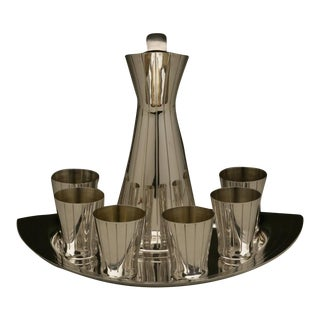 Mid-Century Modern Cocktail Set