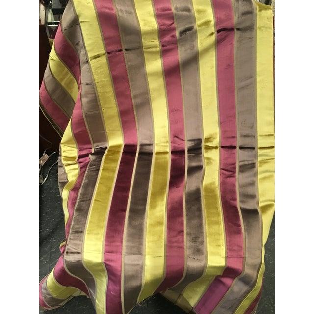 JF Fabrics Nobility Stripe Fabric - 3 Yards - Image 2 of 5