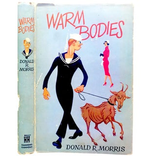 Warm Bodies by Donald R. Morris