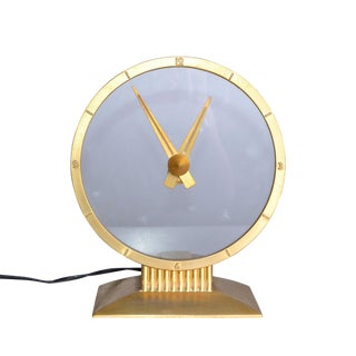 Jefferson Golden Hour Electric Clock