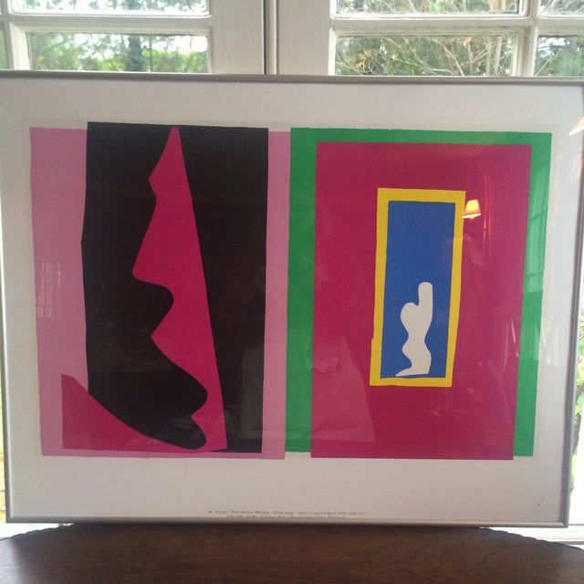 Matisse Destiny 1943 Framed Poster - Image 2 of 3