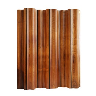 Limited Edition Eames Herman Miller Rosewood Room Divider #320 of 500