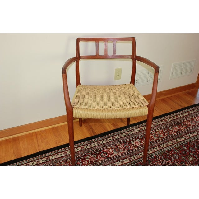 JL Moller #64 Arm Chair - Image 2 of 6