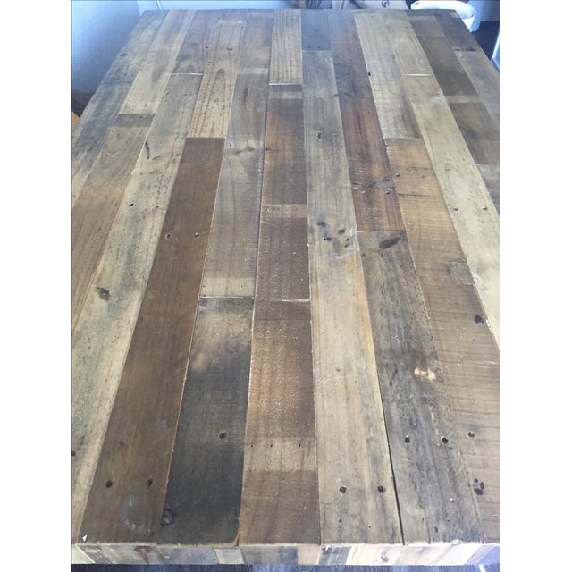 West Elm Emmerson Dining Table - Image 4 of 4