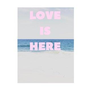 """Kerri Rosenthal """"Love Is Here"""" Original Photograph"""