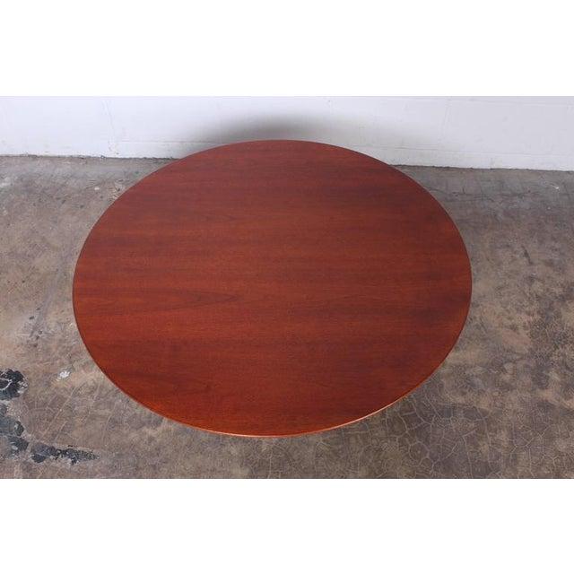 Teak Coffee Table by Eero Saarinen - Image 3 of 10
