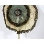 Image of 1800s Victorian Fashion Powder Puff