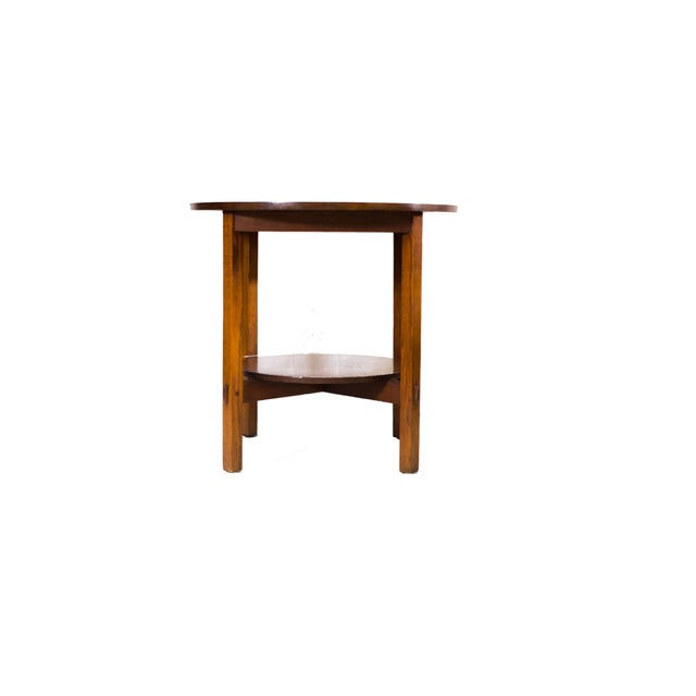 Stickley Brothers Tea Table - Image 2 of 3