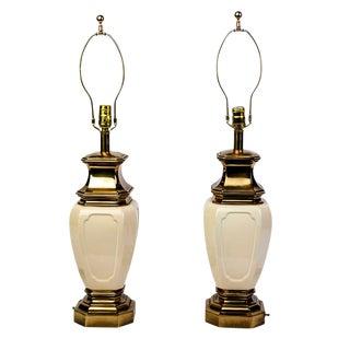 Stiffel Mid-Century Modernist Lamps - A Pair