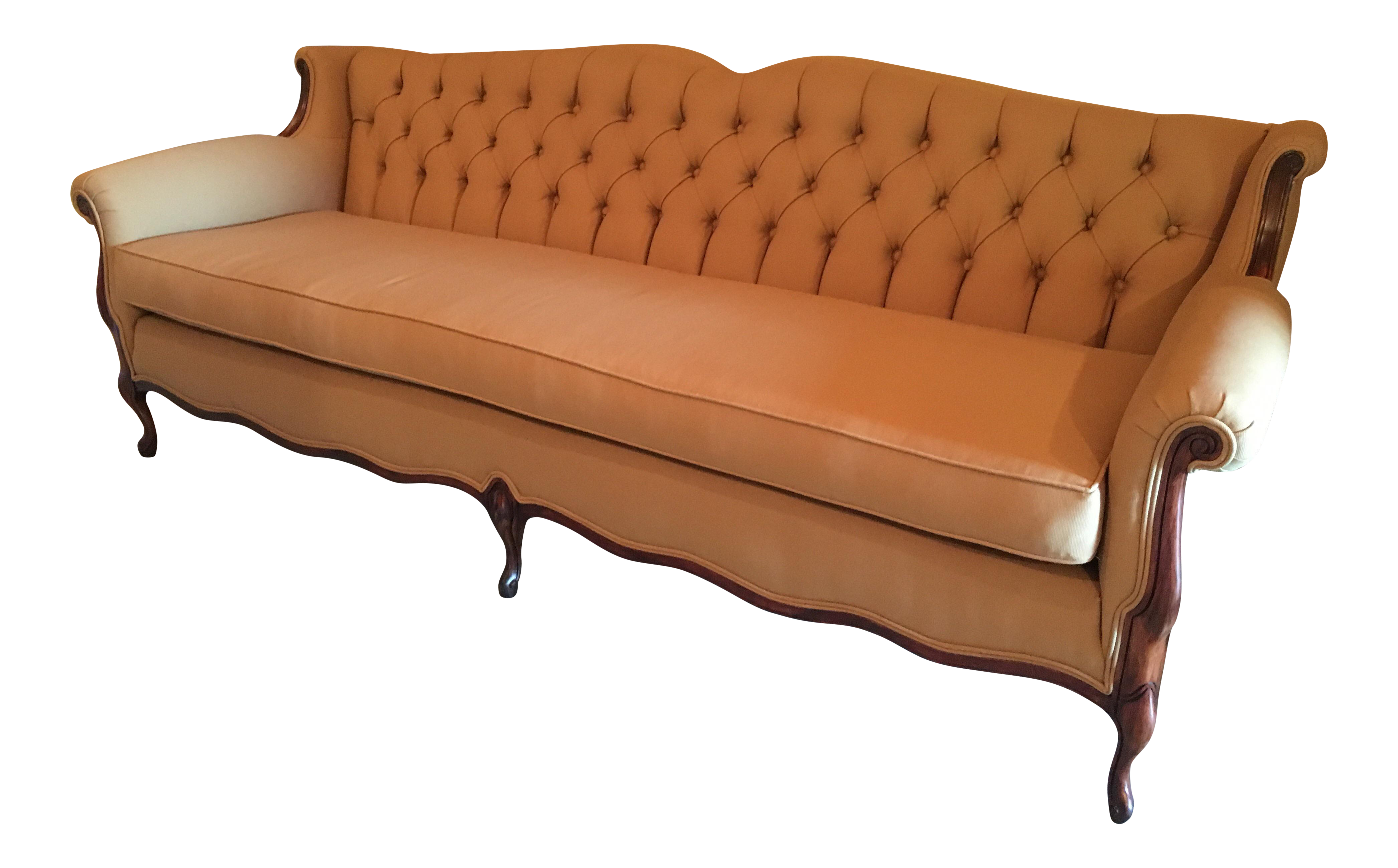 Antique Victorian Style Sofa