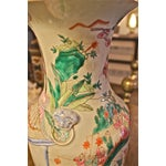 Image of Chinese Export Famille Rose Canton Lamp