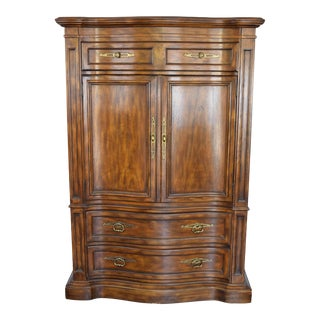 Drexel Heritage Grand Villa French Regency Armoire