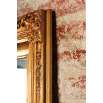 Image of Large Giltwood Framed Mirror