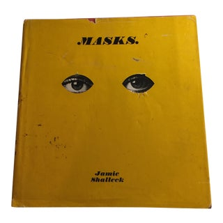 1973 Masks by Jamie Shalleck, First Edition