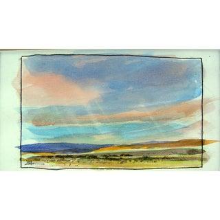 New Mexico Horizon by Bill Zaner