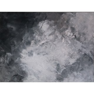 """""""Grey Scale"""" Abstract Art by Kris Gould"""