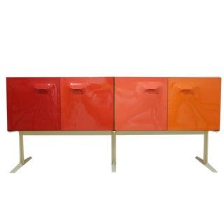 Raymond Loewy DF-2000 Bar Cabinet