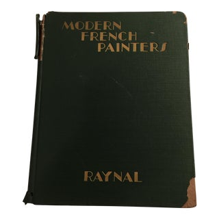 Maurice Raynal 1934 'Modern French Painters' Book