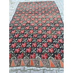 "Image of Vintage Handwoven Turkish Kilim Rug 6' 1"" x 10' 9"""