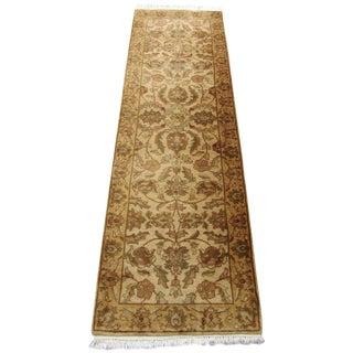 """Oriental Hand Woven Wool Runner - 2'6"""" x 7'11"""""""