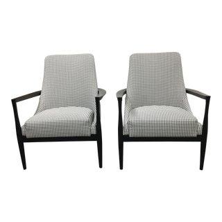 Bernhardt Arm Chairs - A Pair