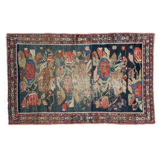 Antique Karabagh Lilihan Rug - 2′7″ × 4′1″