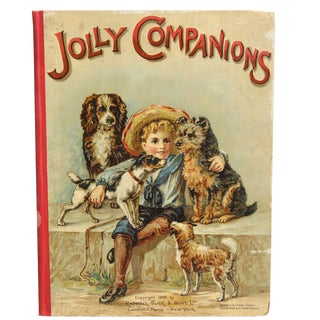 """Jolly Companions"" Chromolithograph Pop-Ups"