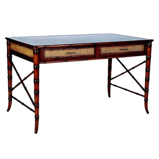 David Francis Mahogany Writing Desk