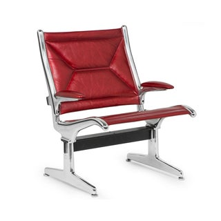 Eames for Herman Miller Tandem Sling Airport Chair