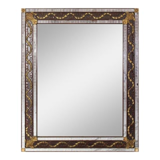 Art Deco Mosaic Mirror