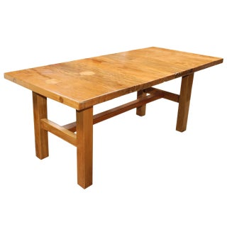 Rare Solid Molave Wood Table
