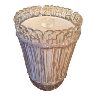 Vintage Acrylic Ice Bucket