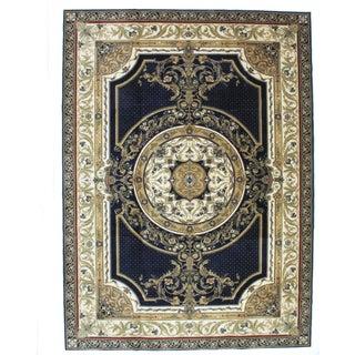 Savonnerie Style Wool Rug - 8′4″ × 11′6″