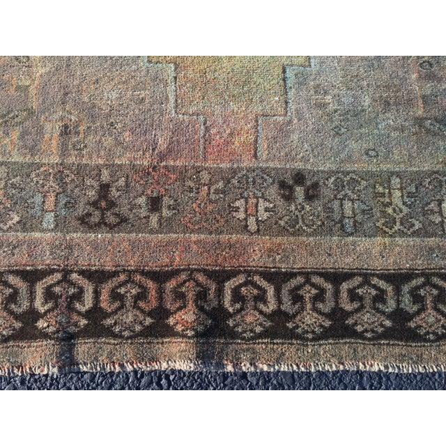 Vintage Turkish Anatolian Earth Tone Rug 4 4 9 Chairish