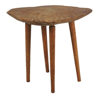 Roy Sheldon Studio Craft Occasional Table