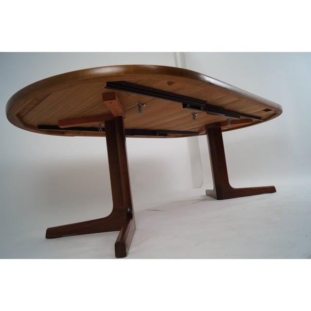 Image of Niels Moller for Gudme Mobelfabrik Dining Table