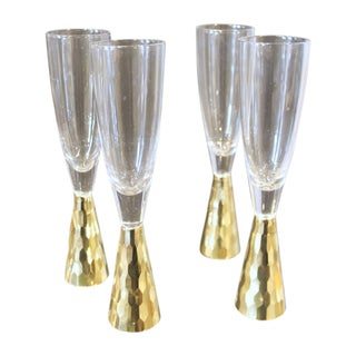 Lucerne Flutes - Set of 4