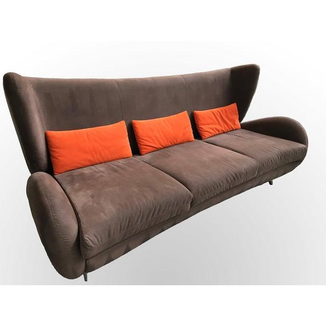 """Vladimir Kagan """"Fiftyish"""" Sofa & Chairs - Set of 3 - Image 3 of 9"""