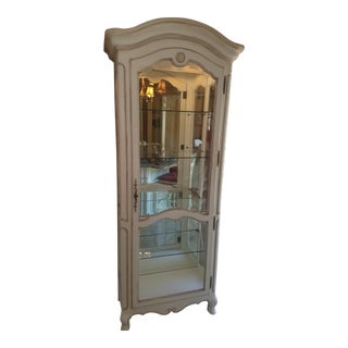 Hand Painted Ethan Allen Curio